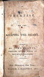 A Treatise on the Keeping of the Heart