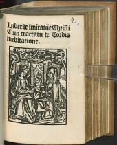 De Imitatione Christi: Lib. 4