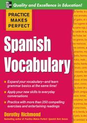 Practice Makes Perfect Spanish Vocabulary Book PDF