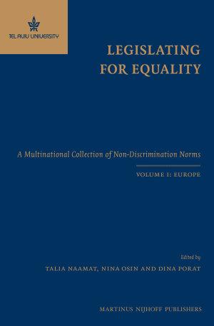 Legislating for Equality