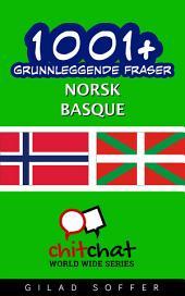 1001+ grunnleggende fraser norsk - basque