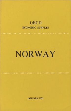 OECD Economic Surveys  Norway 1975 PDF