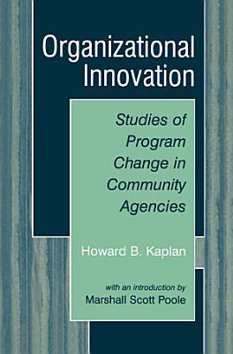 Organizational Innovation PDF