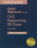 Quick Reference for the Civil Engineering PE Exam PDF
