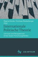 Internationale Politische Theorie PDF