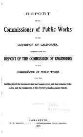 Report of the Commissioner of Public Works