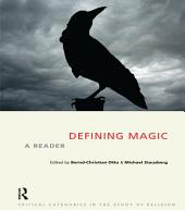 Defining Magic: A Reader