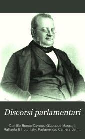 Discorsi parlamentari: Volume 1