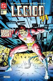 L.E.G.I.O.N. (1989-) #29