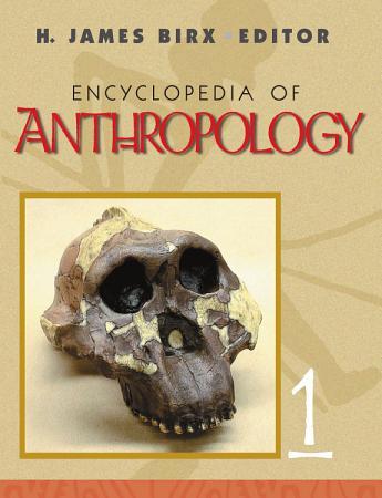 Encyclopedia of Anthropology PDF