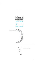 Official Manual  State of Missouri PDF