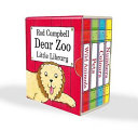 Dear Zoo Little Library Book PDF