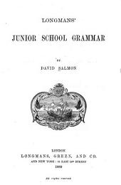 Longman's Junior School Grammar