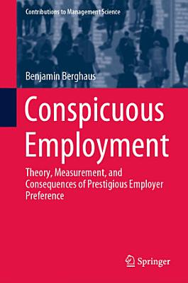 Conspicuous Employment