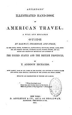 Appleton s Illustrated Hand book of American Travel PDF