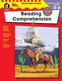 Reading Comprehension, Grades 5 - 6