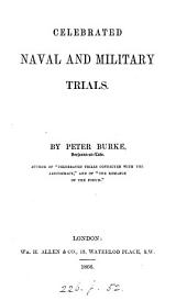 Celebrated Naval and Military Trials