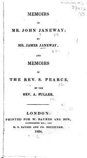 Memoirs of Mr. John Janeway