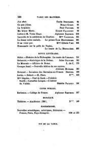La France littéraire [ed. by C. Malo].