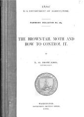 The Brown-tail Moth and how to Control it