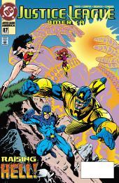 Justice League America (1987-) #87