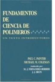 Fundamentals De Ciencia De Polimeros