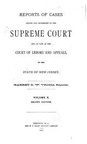New Jersey Law Reports: Volume 39