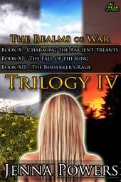 The Realms of War Trilogy 4 (Dark Fantasy Bundle)
