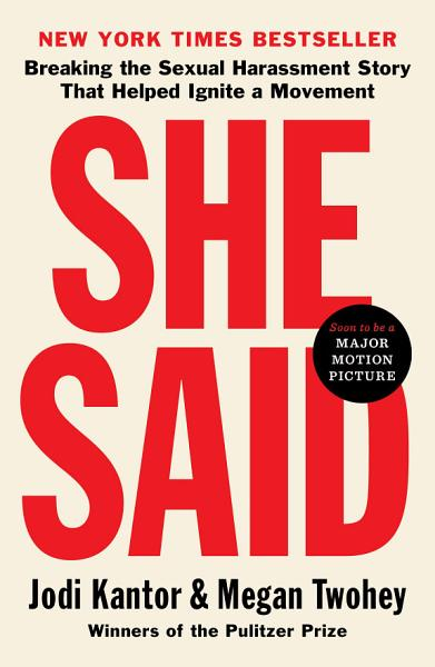Download She Said Book