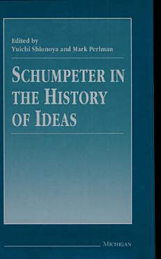 Schumpeter in the History of Ideas PDF