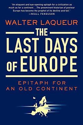 The Last Days of Europe PDF