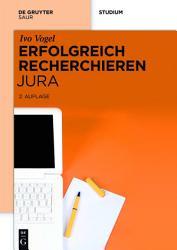 Erfolgreich recherchieren Jura PDF