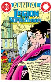The Legion of Super-Heroes Annual (1982-) #2