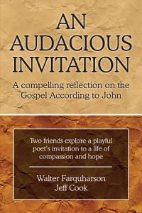 An Audacious Invitation Book