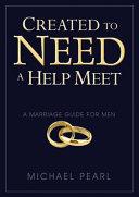 Created to Need a Help Meet PDF