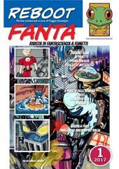 RebootFanta 1: rivista di fantascienza a fumetti