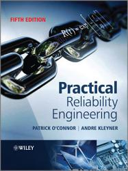 Practical Reliability Engineering Book PDF