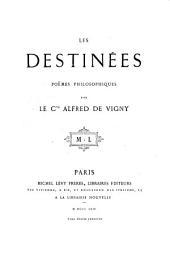 Les destinées: poëmes philosophiques