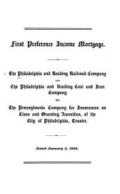 Mortgages of the Philadelphia and Reading Railroad Company and the Philadelphia and Reading Coal and Iron Company: Dated January 3, 1888, Volume 2