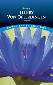 Henry von Ofterdingen: A Romance