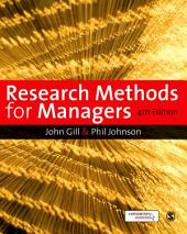 Research Methods for Managers: Edition 4