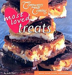 Most Loved Treats Book PDF