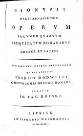 Opera omnia, graece et latine, cum annotationibus ...
