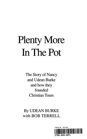 Plenty More in the Pot