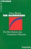 Der Bauernkrieg PDF