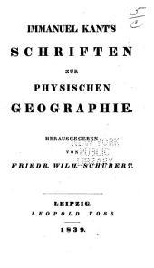 I. Kant's sämmtliche Werke: Band 6