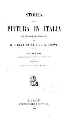 Storia della pittura in Italia PDF