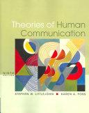 Theories of Human Communication PDF