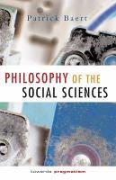 Philosophy of the Social Sciences PDF