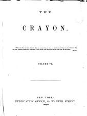 The Crayon: Volume 6